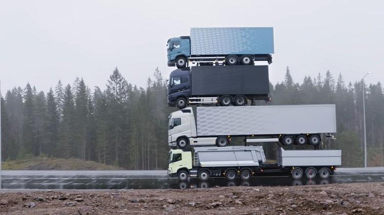 Volvo Trucks The Tower