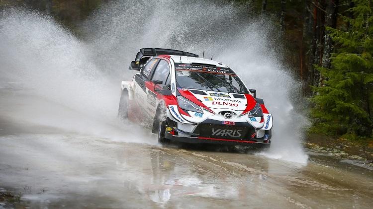 WRC 2020 Rally Zweden Highlights