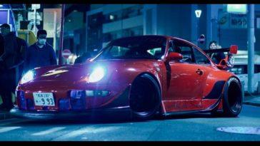 2020 RWB Porsche Tokyo Meeting