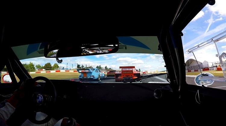 BMW M1 Procar vs Kremer Porsche