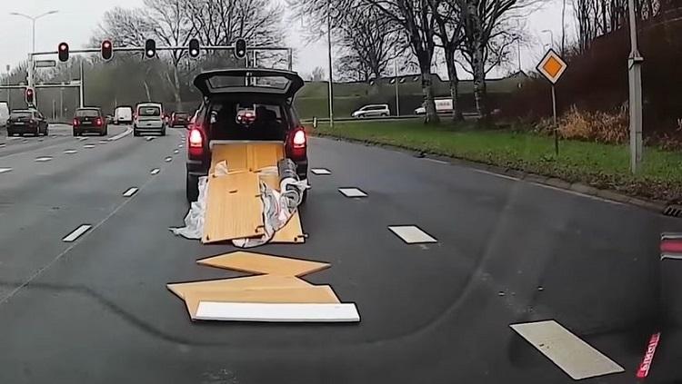 Dashcam-compilatie van de Nederlandse wegen #17