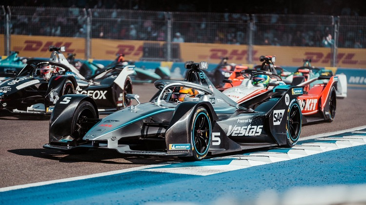 Formule E 2020 - Marrakesh E-Prix Highlights