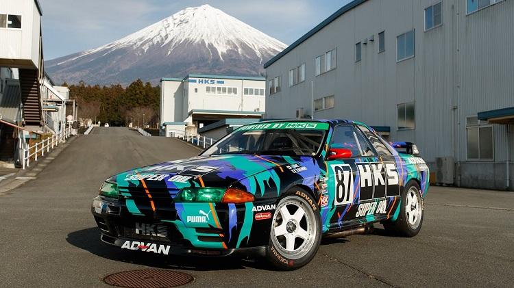 HKS Nissan R32 GT-R