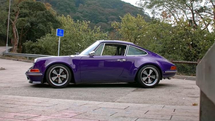 Kaege Retro Porsche 993