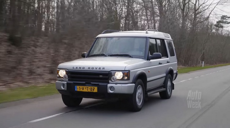 Land Rover Discovery 2.5 TD5 met 500.000 km