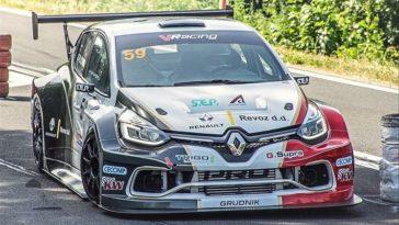 Renault Clio E1 Hillclimb