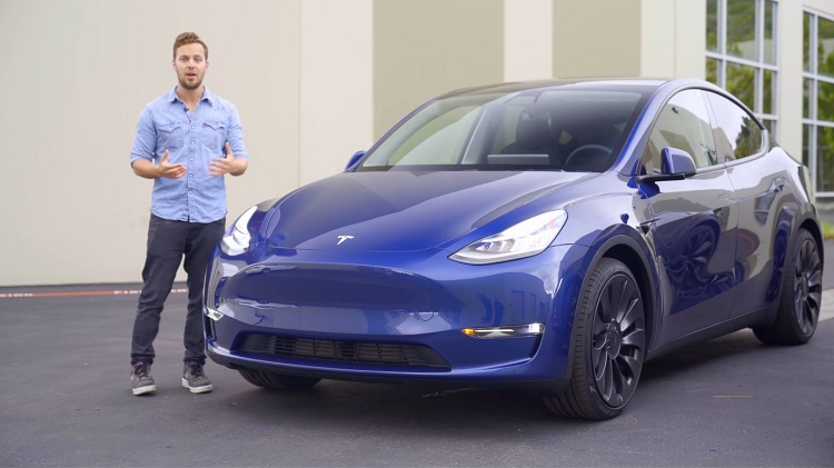 Tesla Model Y Review