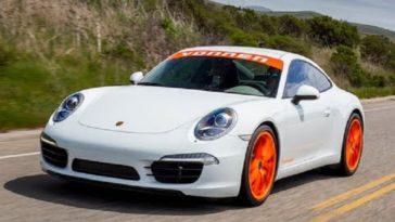 Vonnen Porsche 911 Carrera Hybrid