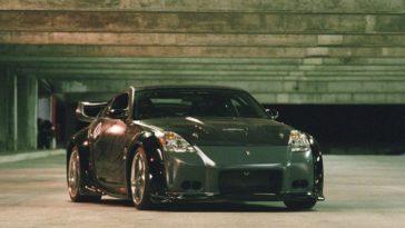 DK Nissan 350Z Tokyo Drift
