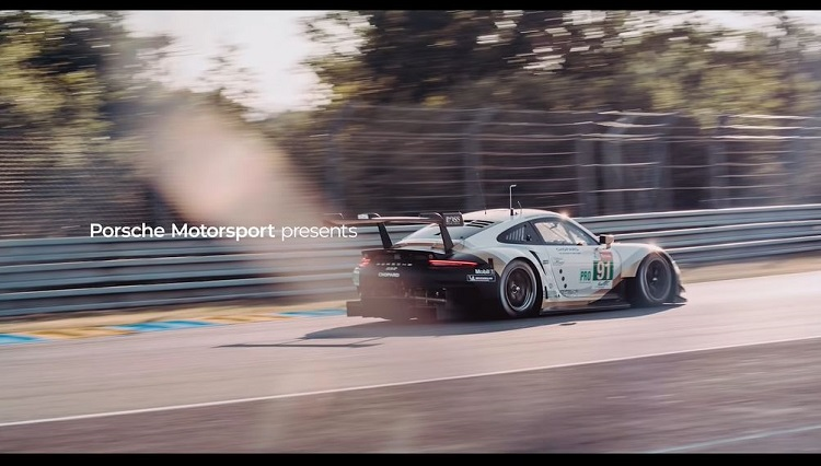 Endurance Porsche documentaire