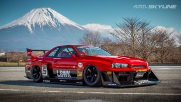 Liberty-Walk-Nissan-Skyline-Super-Silhouette