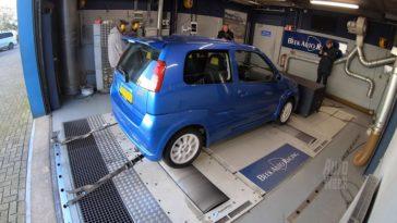 Op de Rollenbank - Suzuki Ignis 1.5-16V Sport