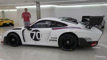 Porsche 935 onder de loep