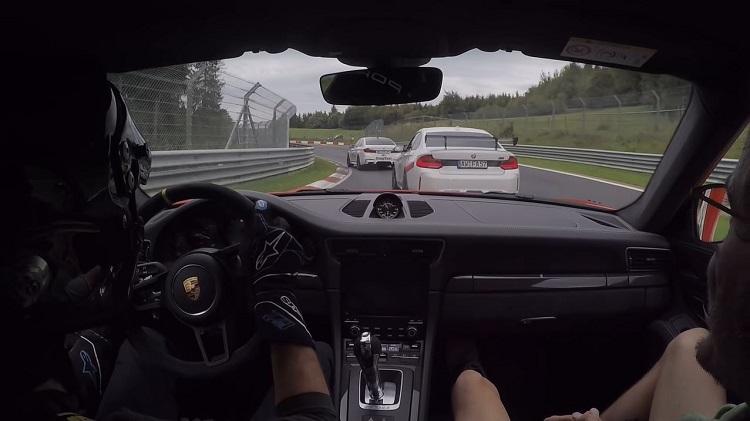 Porsche GT3 RS, BMW M2 Competition & RingTaxi M5