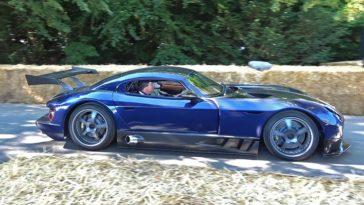 TR Speed 12 Twin Turbo