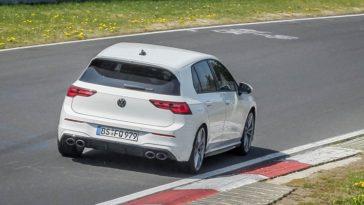 Volkswagen Golf R Mk8