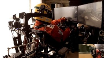 Ayrton Senna Racesimulator