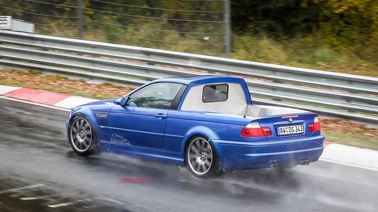 BMW E46 M3 Pickup