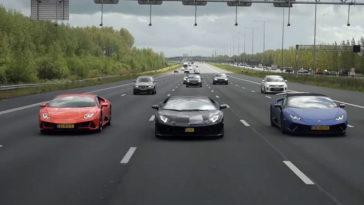 Lamborghini Huracán Performante, EVO en Aventador S Roadster
