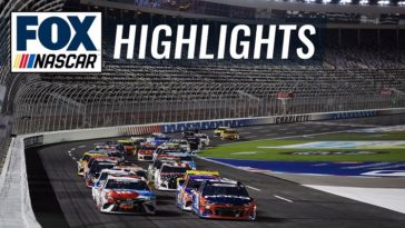 NASCAR 2020 - Charlotte 600 Highlights
