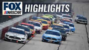 NASCAR 2020 - Darlington 400 Highlights
