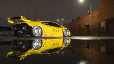 Twin Turbo Lamborghini Huracan 3 16 Speed