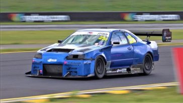 Deze Nissan Skyline R34 GT-R is een 1.000 pk Time Attack-machine
