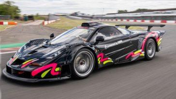 Het verhaal van de eerste straatlegale McLaren F1 GTR Longtail