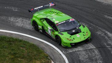 Lamborghini Huracán GT3 Hillclimb
