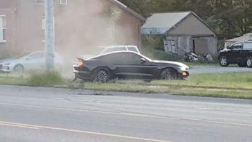 Mustang Shelby GT350 doet wat hij moet doen na meeting