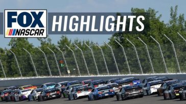 NASCAR 2020 - Pocono Double Header Highlights