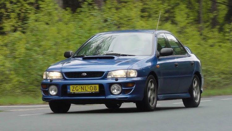 Subaru Impreza 2.0 GT Turbo met 400.000 km