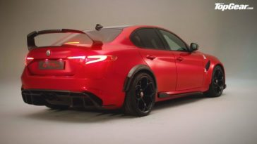 Alfa Romeo Giulia GTA nader bekeken