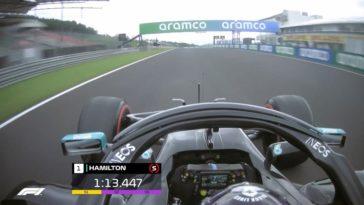 Formule 1 - Hungaroring Lap Record