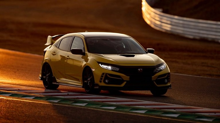 Honda-Civic-Type-R-Limited-Edition-Suzuka-lap-record