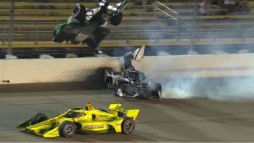 IndyCar 2020 - Iowa 250 Race 1 Highlights