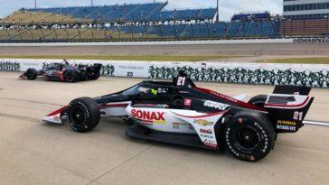 IndyCar 2020 - Iowa 250 Race 2 Highlights