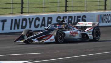Indycar Grand PRix of Indy Highlights