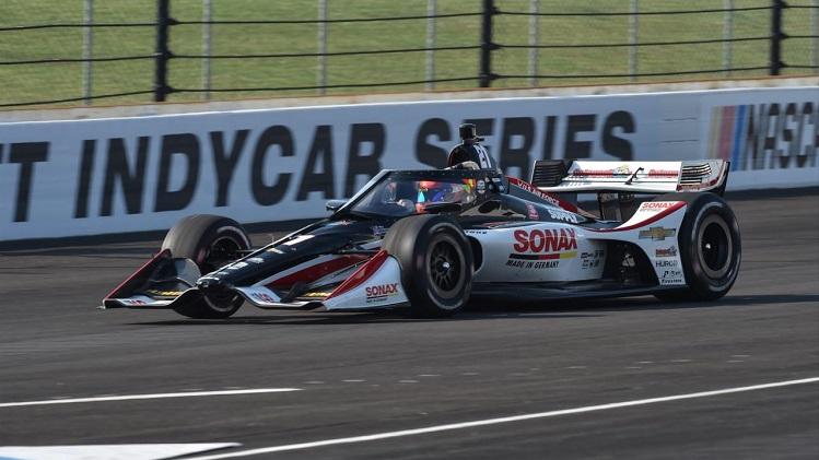 Indycar Grand PRix of Indy Highlights