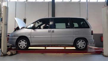Klokje Rond - Peugeot 806 met 781.579 km