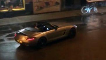 Mercedes-AMG slipt op Albert Cuyp