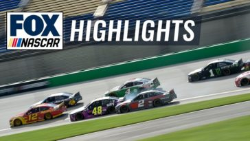 NASCAR 2020 - Kentucky 400 Highlights