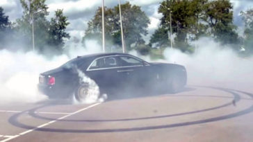 5 dingen die je niet hoort te doen met een Rolls-Royce Ghost