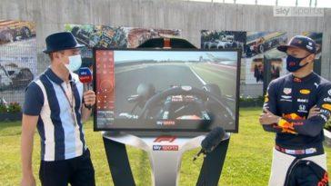 Alexander Albon blikt terug op 70th Anniversary GP