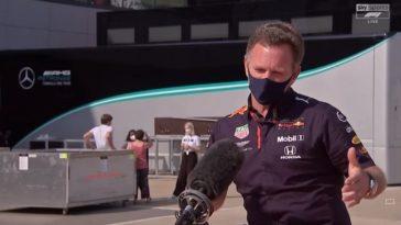 Christian Horner trots op Max Verstappen