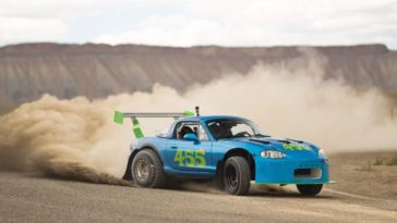 De meest extreme off-road Mazda MX-5