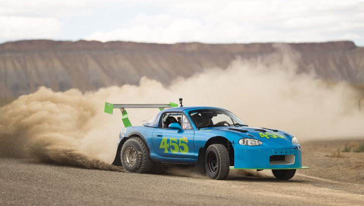 De meest extreme off-road Mazda MX-5
