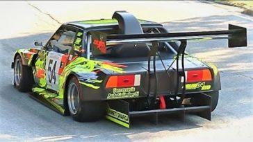 FIAT X1/9 Roadster
