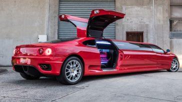Ferrari-360-Modena-Limo