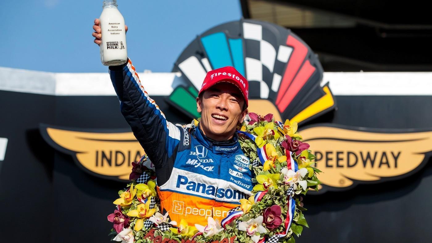 Sato wint de 2020 Indy 500